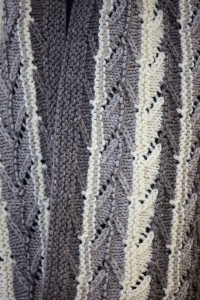 Every Which Way Cowl Stitch Detail