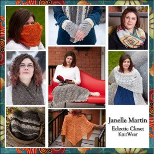 Janelle Martin Designs collage
