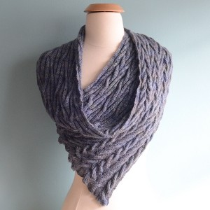 Cycles Reversible Scarf or Wrap