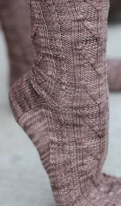 Flying Buttress socks