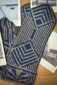 Jazz Age mitts