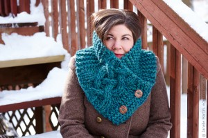 Cuddled up in Experimental Cowl