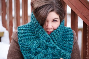 Close up of Experimental Cowl