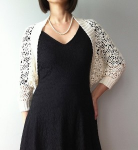 Clair - continuous motif shrug
