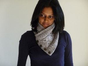 Nidhi, modeling Daisies in Pearl