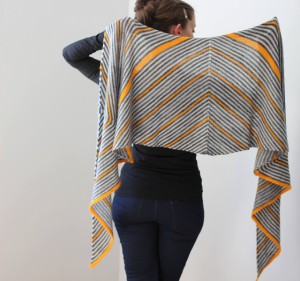 Trigonometry Shawl