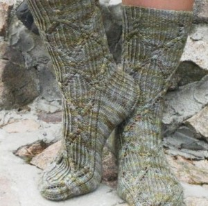 Lynchgate Socks