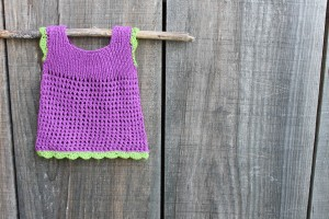 A Tunic For Violet