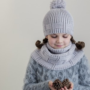 Winterlaced Hat & Cowl