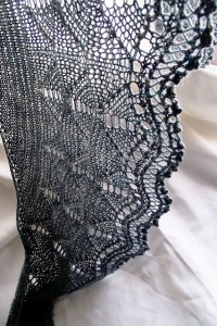 Water's Edge Shawl