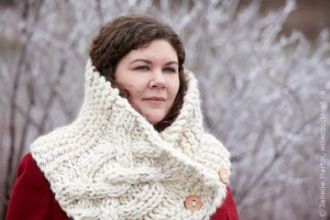 Iced Experiment Cowl