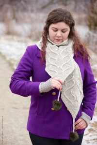 Tablet Braid Scarf