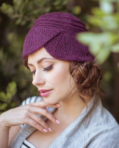 Flapper Cloche by Megan Nodecker